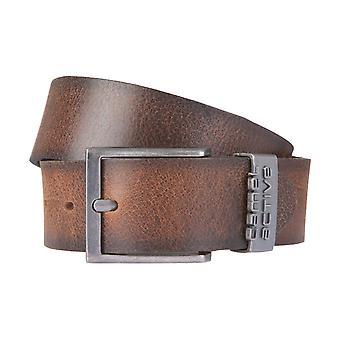 Camel active belt leather belts men's belts Leather Brown 1675