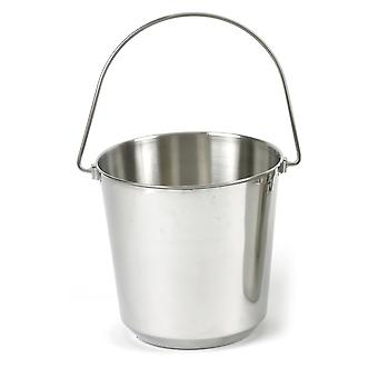 Classic Stainless Steel Pail 12000ml
