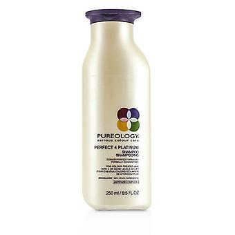 Pureology Perfect 4 Platinum Shampoo (For Colour-Treated Hair) 250ml/8.5oz