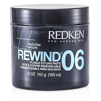 Redken Styling Rewind 06 Pliable Styling Paste - 150ml/5oz