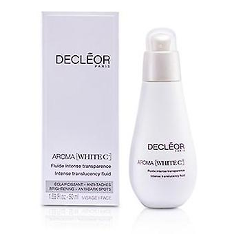 Decleor Aroma witte C + intens Translucency Fluid - 50ml / 1.69 oz