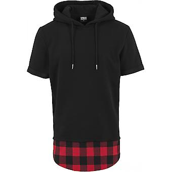 Urban classics Hoody Peached flannel of bottom sleeveless