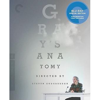 Gray's Anatomy [BLU-RAY] USA import