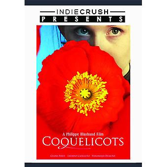 Coquelicots [DVD] USA importerer