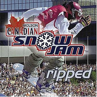Snowjam-rippet - Snowjam-rippet [CD] USA import