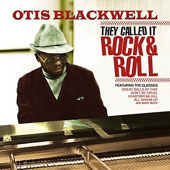 Otis Blackwell - They Called It Rock & Roll [CD] USA import