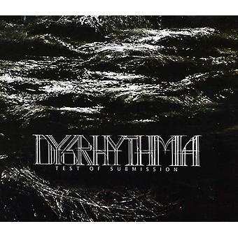 Dysrytmi - Test af indsendelse [CD] USA importerer
