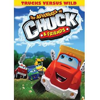 Adventures of Chuck & Friends: Trucks Versus Wild [DVD] USA import