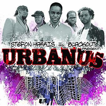 Stefon Harris & Blackout - Urbanus [CD] USA import