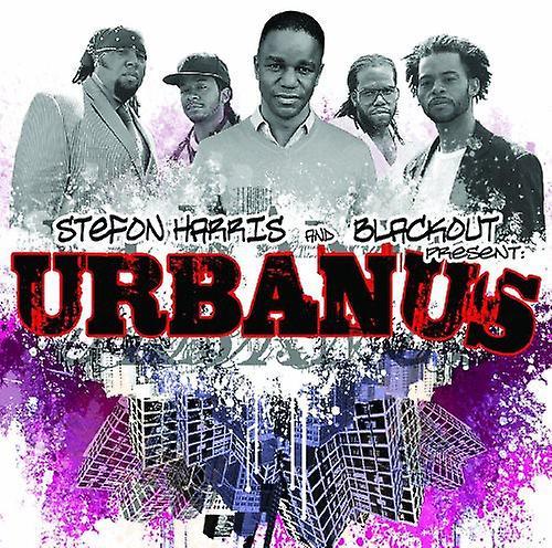 Stefon Harris & Blackout - Urbanus [CD] USA import