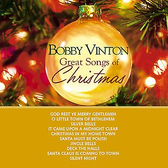 Bobby Vinton - Great Songs of Christmas [CD] USA import