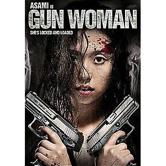 Gun Woman [DVD] USA import
