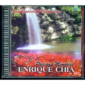 Enrique Chia - Enrique Chia: Vol. 2-inspirerende Piano [CD] USA import