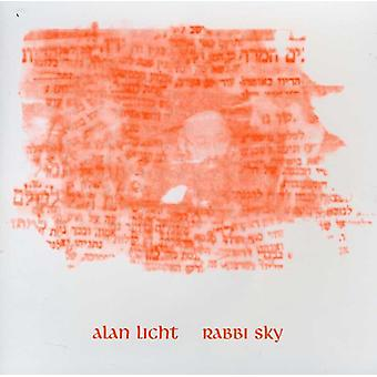 Alan Licht - rabbiner Sky [CD] USA import
