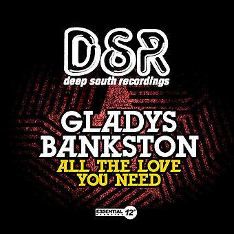 Gladys Bankston - der Liebe müssen Sie [CD] USA import