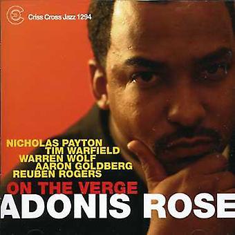 Adonis Rose Sextet - på nippet [CD] USA importen