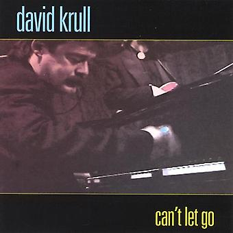 David Krull - can't Let Go [CD] USA import