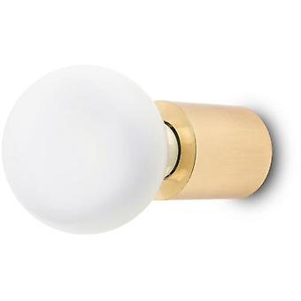 Faro Bcn Aplique Ten Cobre E27 20W (Home , Lighting , Wall sconces)