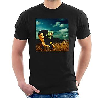 Kate Bush Album Foto-Shooting 1982 Herren T-Shirt