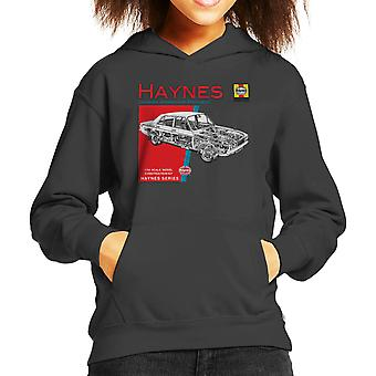 Haynes Owners Workshop Manual 0033 Hillman Hunter GLS Kid de Hooded Sweatshirt