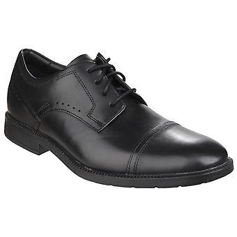 Rockport Dressports Modern Cap Toe Lace Up Shoe