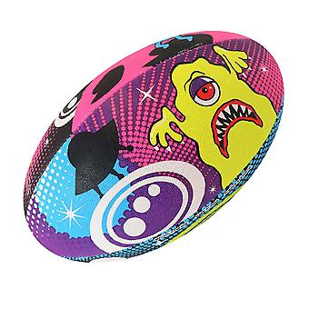 OPTIMUM space monsters mini rugby ball