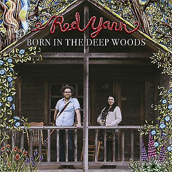 Rødt garn - født i den dybe skov [CD] USA import