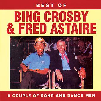 Crosby/Astaire - bästa Crosby/Astaire [CD] USA import