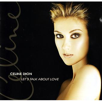 Celine Dion Let's Talk About Love (CD)