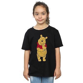 Classique de Disney filles Winnie l'ourson Winnie l'ourson T-Shirt