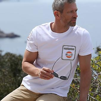 Grandprix originale Golf Hi-Tech-T-Shirt weiss