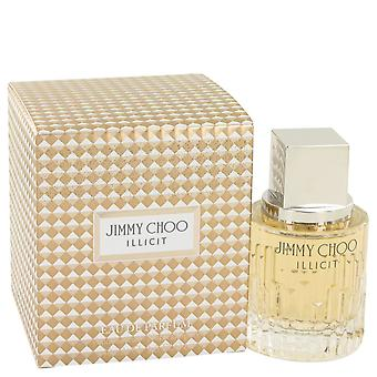 Jimmy Choo ulovlige parfume 40ml EDP Spray