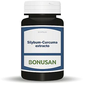 Bonusan Silybum-Curcuma Extract 60 Cap. (Vitamins & supplements , Special supplements)
