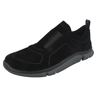 Mens Clarks Casual Shoes Triken Easy