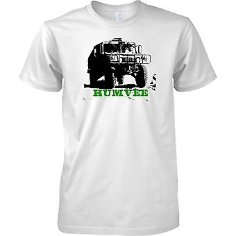Humvee  Sketch - US Army Armoured Vehicle - Kids T Shirt