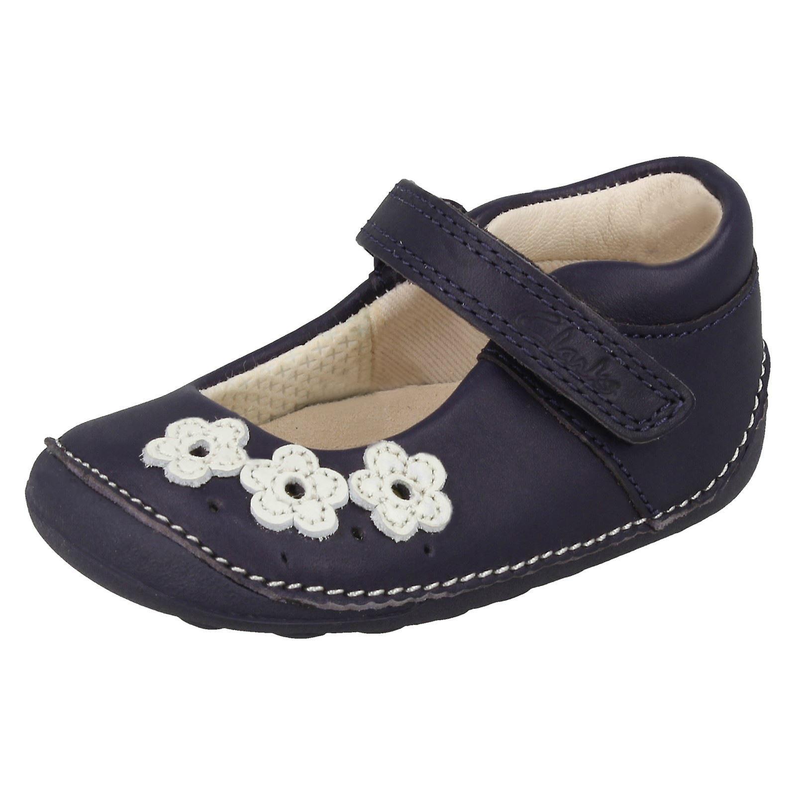 Mädchen Clarks ersten Schuhe kleine Darcy