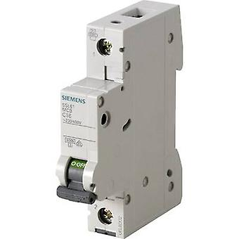 Circuit breaker 1-pin 25 A
