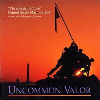 US Marine Band - ualmindeligt Valor [CD] USA importerer