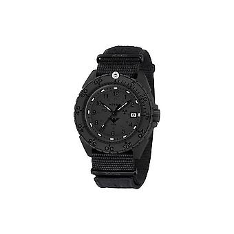 KHS watches mens watch enforcer black titanium XTAC KHS. ENFBTXT. NXT1
