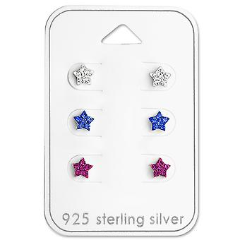 Star - 925 Sterling Silver Sets