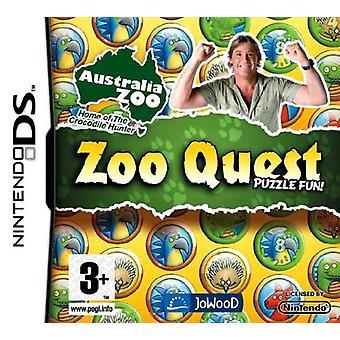 Zoo Quest Puzzle-Spaß (Nintendo DS)