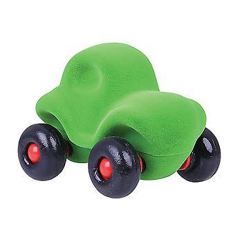 القطيفة الناعمة روبابو لعبة طفل اسفنجي الحسية السيارة (الأخضر) سيينا قليلاً
