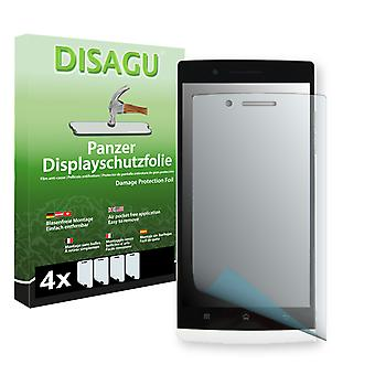 OPPO find 5 X 909 display - Disagu tank protector film protector