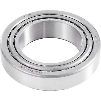 Tapered roller bearing UBC Bearing M86649/M86610 Bore diameter 30.162 mm Outside diameter 64.292 mm Rotational speed (max.) 5100 rpm