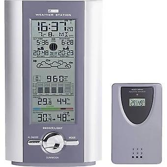 KW 9005W-SM drahtlose digitale Wetterstation Prognosen für 12 bis 24 Stunden