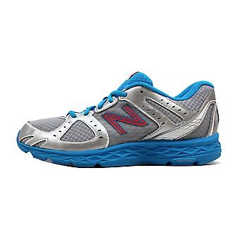New Balance 790 Silver/Blue KJ790SBY