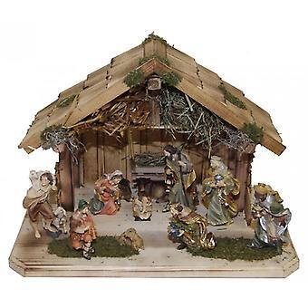 Wieg EUFRAT houten wieg Nativity kerst Nativity testing