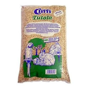 Cliffi Tuttolo Corncob 10 l (Small pets , Hygiene and Cleaning , Bedding)