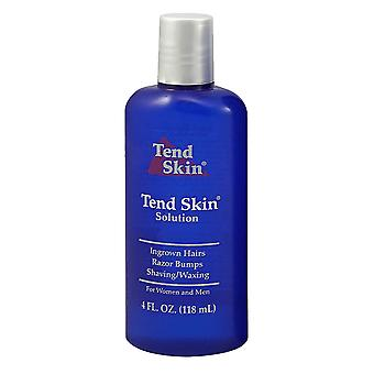 Tend Skin Solution - 4 oz  (post shave for ingrown hairs )