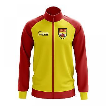 Brunei Concept Football Track Jacket (Yellow) - Kids